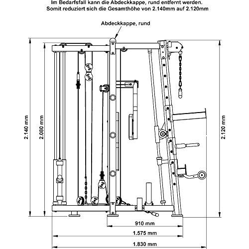 Multipresse Kraftstation MAXXUS 9.1 - 3