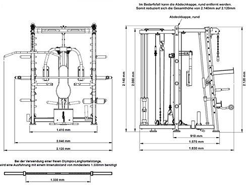 Multipresse Kraftstation MAXXUS 9.1 - 6