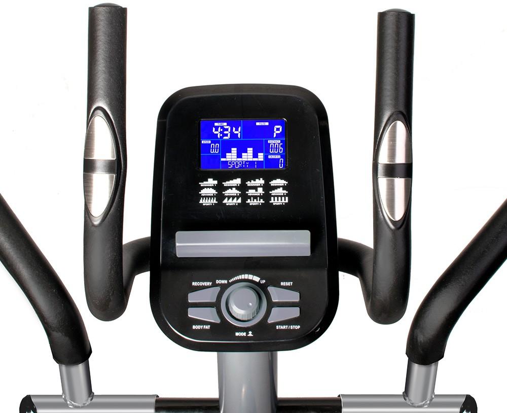 Crosstrainer Display Trainingsgeräte für Zuhause