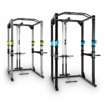 Power Rack mit Latzug
